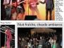 Articles Parus Pour l'Édition 2013